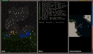 Dwarf Fortress Teil 2: Wo ist oben und Wo Unten